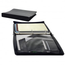 "Overstock Zip-around 1"" 3-ring Binder"