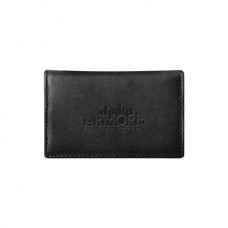 Deluxe Gusseted Business Card Case - Closeout